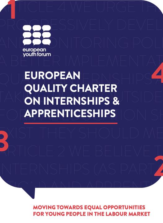 Europska povelja - studentske prakse